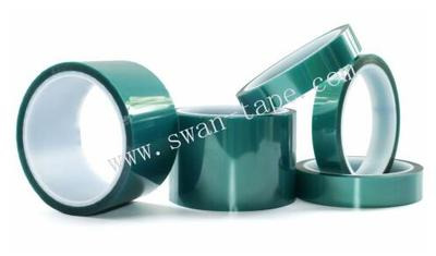 PET ADHESIVE TAPE FOR MASKING IN HIGH TEMPERATURE
