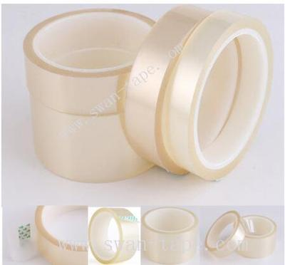 PET ADHESIVE TAPE FOR SEAL ON LED POURING SEALANT PROCESS